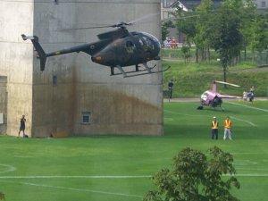 ヒューズ ヘリコプター